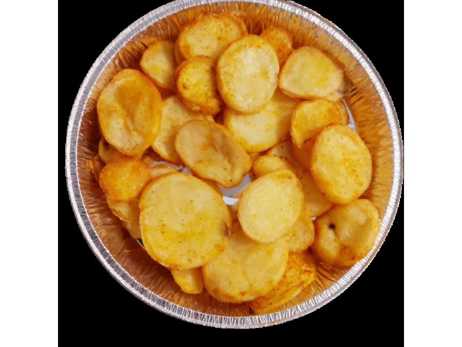 97. Extra aardappelschijfjes
