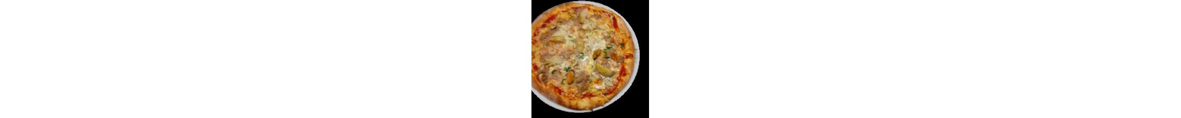 Vis pizza