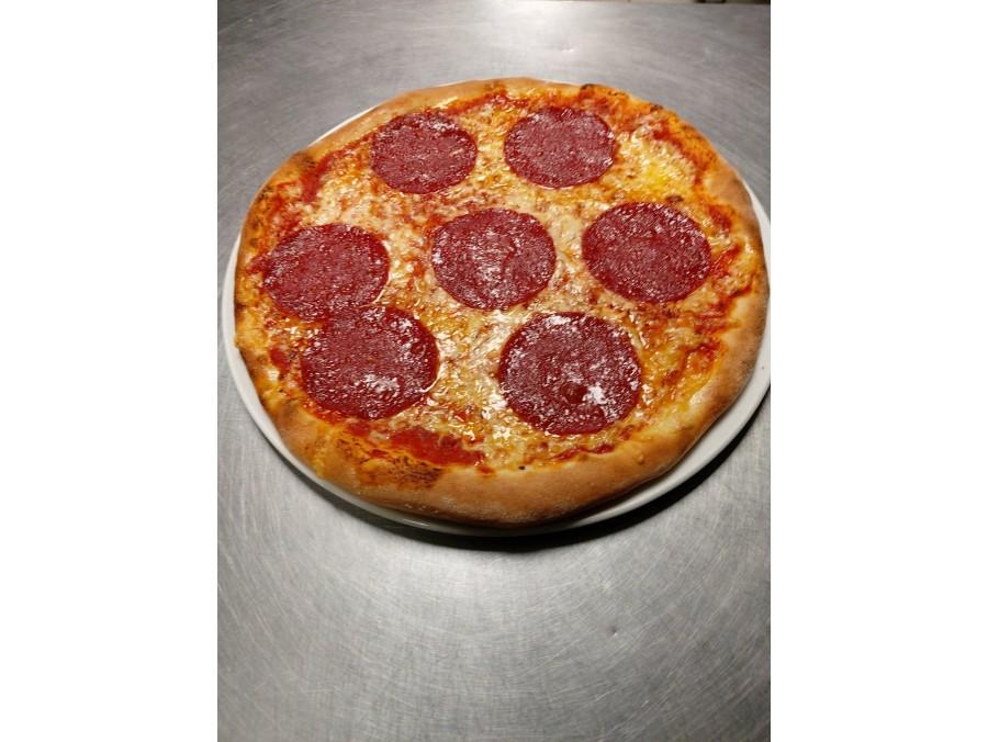 25. Prosciutto - Vlees Pizza