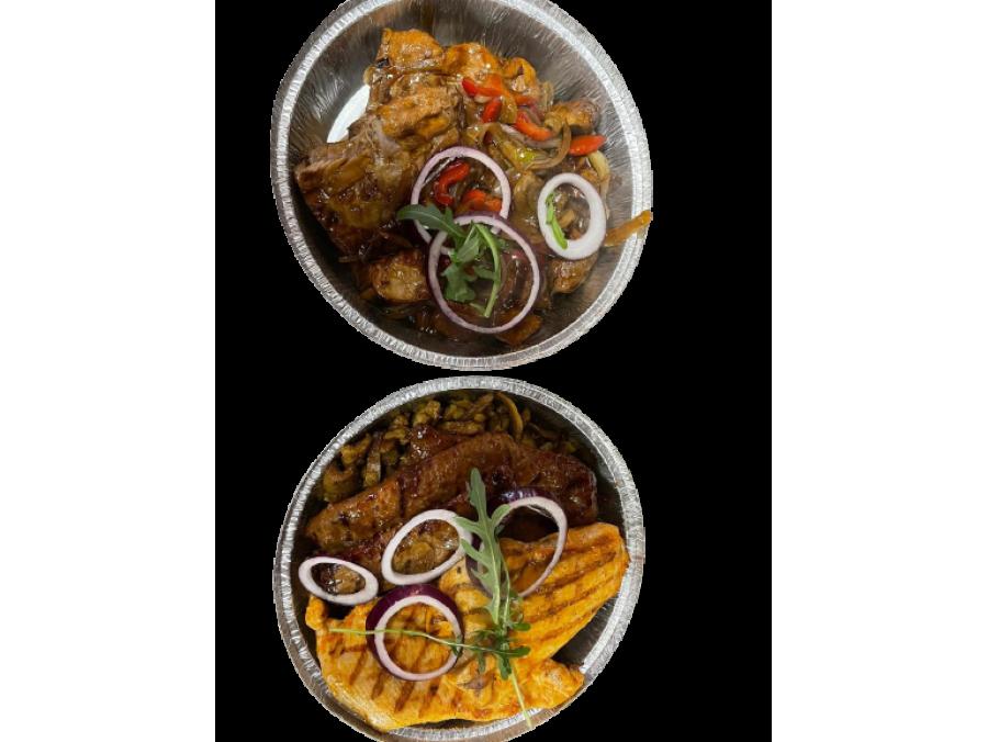 Mixed Grill Oase 2 personen - Schotels