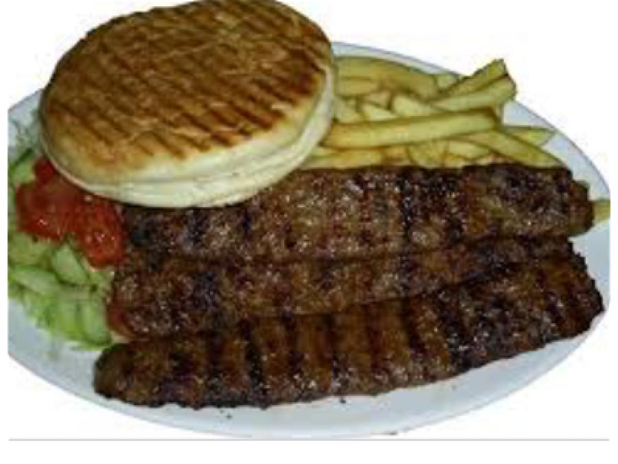 70. Broodje Kabab
