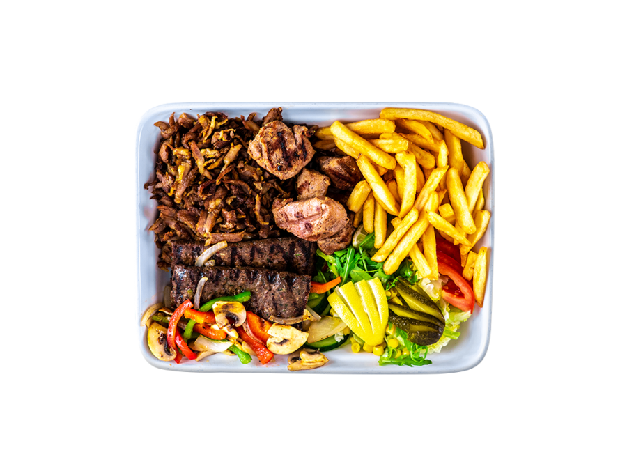 88. Mixed Grill